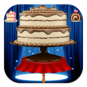 Build Tapping Cake Games