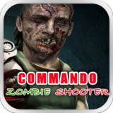 Commando Zombie Shooter 2015