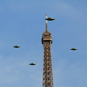 Eiffel Tower Defense