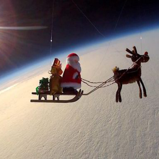 Flying-Santa-Clause 3