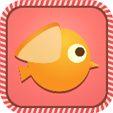 Candy Bird - Clumsy Bird -