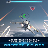 Modern Aircraft Fighter