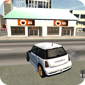 Urban Car Drive Simulator 3D