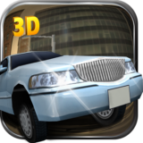 City Limo Driving Simulator 3D