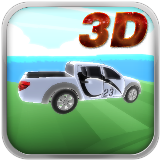 Crazy Jeep / Pickup Game 3D