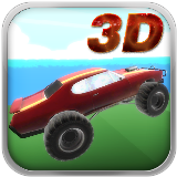 Crazy Monster Car Game 3D