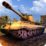 Crime City : Tank Attack 3D