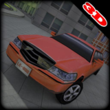 Limo City Parking Simulator 3D