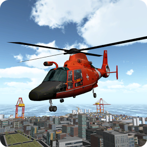 Modern Helicopter Rescue SIM