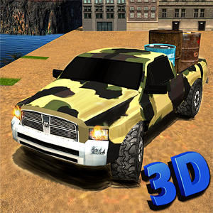 Real 4X4 Truck Parking Offroad