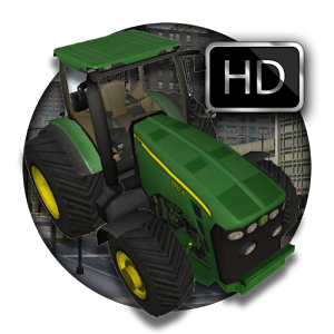 Tractor Car Parking