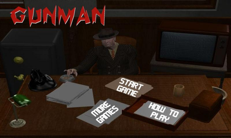 Gunman-Shooting-Game